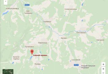 """Dónde alojarse en Crimea? """"Jabalí Pass"""" – centro de recreación (Crimea)."""