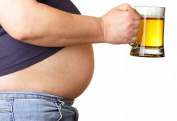 Ob von Bier bekommt Fett? klare Worte