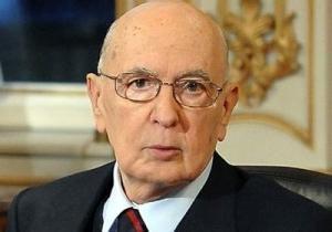 Le douzième président de l'Italie