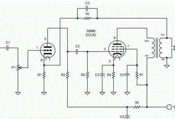 Wzmacniacz lampowy z rękami: krok po kroku instrukcje, schematy, materiały