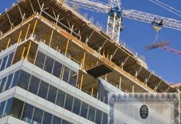 Permissões de SRO do edifício: lista de espécies. tolerâncias SRO registo na construção de