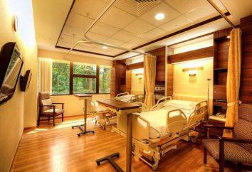 Clinica di Ostetricia e Ginecologia presso l'MMA. Sechenov ospedale. Recensioni