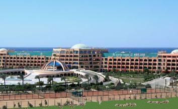 """""""Golden Fiv Paradise"""", Hurghada – riposo su tutti e cento!"""
