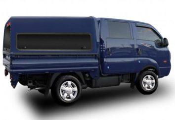 """Car """"Kia Bongo 3"""": technische Spezifikationen, Preis, Teile, Fotos und Bewertungen des Eigentümer"""