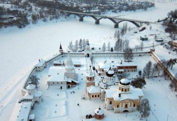 Region Staritsa, Twer – małe miasto z historii starożytnej