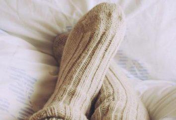 Musztarda w skarpetki dla niemowląt przeziębienia i katar: Opinie