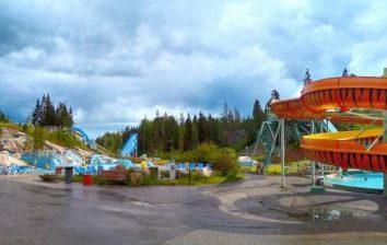 """Parco acquatico """"Serena"""" a Helsinki: descrizione, l'intrattenimento, i prezzi. parchi acquatici Valutazione Finlandia"""