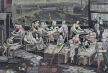 ¿Cuál es la fábrica? Fabricación de ayer y de hoy