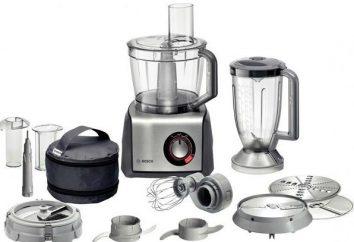 Cucina Bosch MCM 68885 processori: recensioni e testimonianze