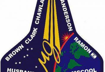 """Navette catastrophe """"Columbia"""" 1. Février, 2003: les causes, l'équipage"""