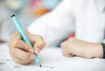 Descripción amigo – ensayo para los escolares
