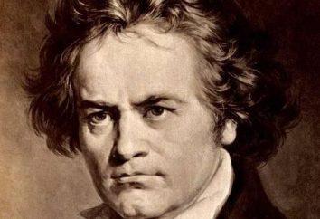 numéro de Symphony 5: l'histoire de la création. numéro de Symphony 5 LV Beethoven:. caractéristiques et faits intéressants