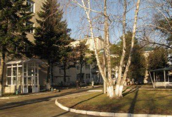 Szpital Dziecięcy of Infectious Diseases, adres Krasnodar, opinie