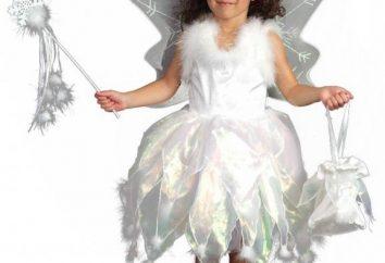 Trajes para o Ano Novo para meninas: idéias e opções