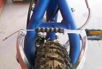 ABC mechanika: Regulacja hamulców na rowerze