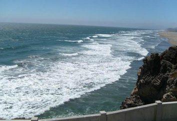 Was unterscheidet aus dem Ozean Meer: die wichtigsten Merkmale