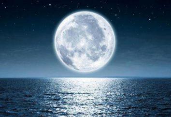 Czy Księżyc obraca się wokół własnej osi: jak rotacja Księżyca