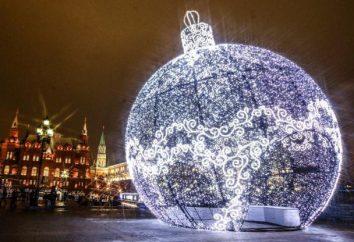 Gdzie jechać na wakacje Nowy Rok w Moskwie. Gdzie w celu zmniejszenia dzieci na sylwestra