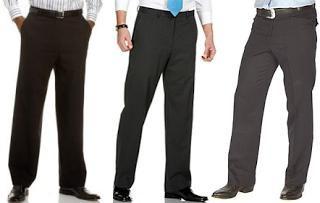 Prendre des mesures: hommes pantalon taille de table