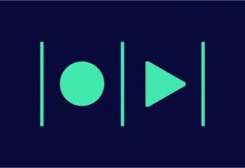 """Os editores de vídeo sobre o """"Android"""": uma revisão de vários programas"""