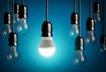 LED superiore lampade: recensioni, tipologie, caratteristiche, produttori, appuntamento