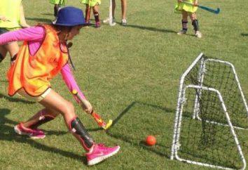 Jaki powinien być kij do hokeja z piłką do dziecka