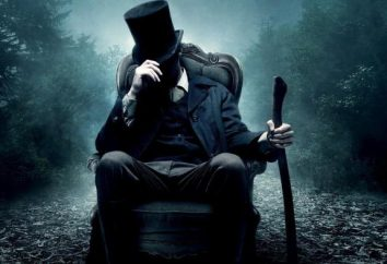 "thriller de fantasia ""Abraham Lincoln: Vampire Hunter"": atores, papéis, resumo da trama"