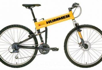 "Rowery ""Hammer"": Modolo opis, dane techniczne, opinie"