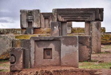 Megalityczne budowle: typy i rodzaje