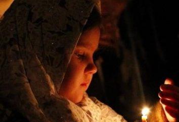Comemoração dos mortos. tradições ortodoxas