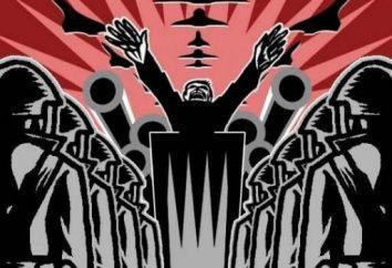 Totalitarismo – un sistema en el que una persona se convierte en una pieza