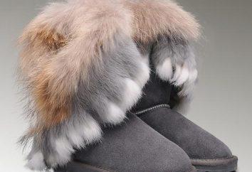 Ugg Stiefel mit Fell – warm, komfortabel, stilvoll