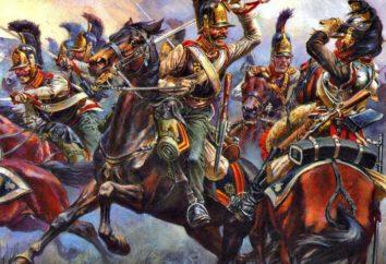 Cuirassier – est le fondement de l'armée XVI-XIX siècle. Épée et armure de cuirassier