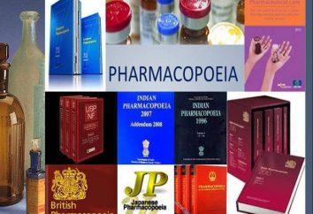 Farmacopea – che cosa è questo? Farmacopea: descrizione, la storia, i contenuti