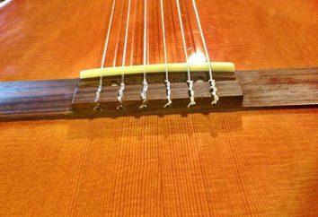 Guide d'application sur la façon de tirer les ficelles sur une guitare