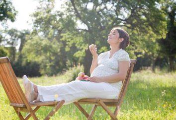 Che sedativi può essere preso durante la gravidanza? sedativi sicuri
