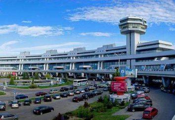 Os principais aeroportos da Bielorrússia