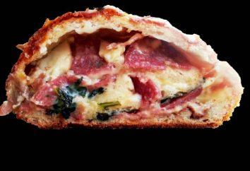 Gâteau avec salami et légumes – une alternative à la pizza!