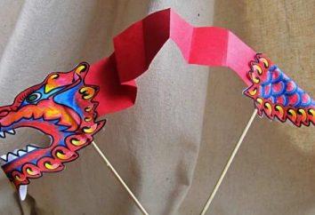 Przydatne informacje: jak zrobić smoka z papieru