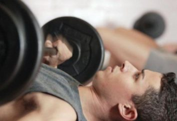 programa de exercício trem peito, os resultados e comentários