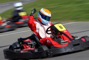 Karting – c'est la vitesse, l'adrénaline et le plaisir