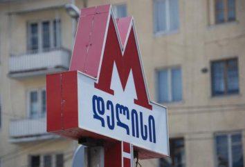 Tbilisi Metro: Geschichte, Eigenschaften, Bewertungen von Touristen