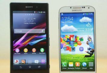 Sony Xperia V: sprzężenie zwrotne. Sony Xperia V: Smartphone. Sony Xperia V: telefon