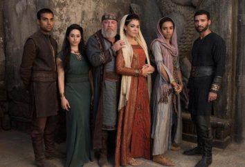 """Z serii """"Królowie i Prorocy"""": aktorzy, role i zdjęcia"""