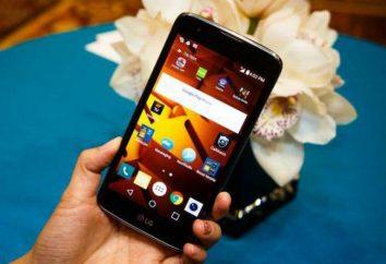 Smartphone LG K7 X210DS: opiniones, especificaciones