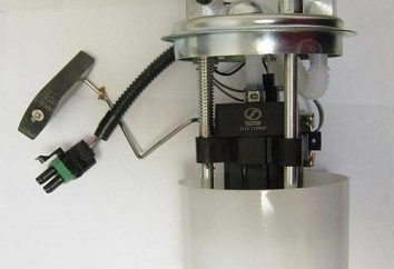La gasolina de la bomba VAZ 2112: visión general, las características y la sustitución del dispositivo