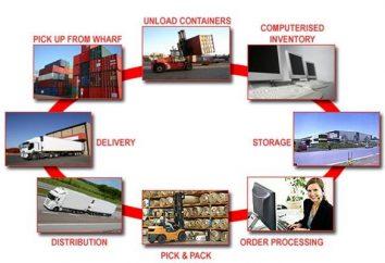 Logistik: Was ist die amerikanische, europäische und japanische System?