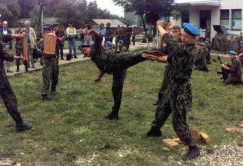 Rosyjski sztuki walki. Rosyjski sztuki walki. Słowiańskich praktyk walki