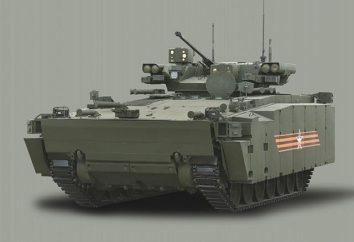 "BMP ""Kurganets"". BMP ""kurganiec-25"": dane techniczne i zdjęcia"