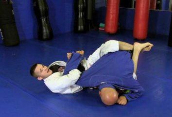 Kimura odbiór ból i trochę o Judo
